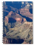 Grand Canyon Shadows Spiral Notebook