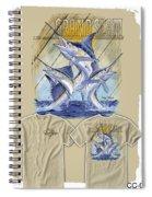 Grand Slam Spiral Notebook