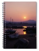 Greystones, Co Wicklow, Ireland Spiral Notebook