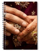 Hands Spiral Notebook
