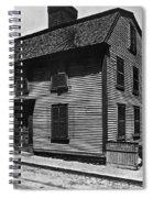 Hawthornes Birthplace Spiral Notebook
