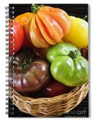 Heirloom Tomatoes Spiral Notebook