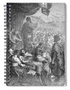 Herodotus (c484-c425 B.c.) Spiral Notebook
