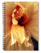 Hibiscus Interior Spiral Notebook