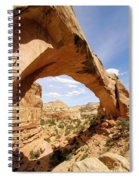 Hickman Bridge Spiral Notebook