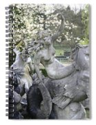 Hippocampus Spiral Notebook