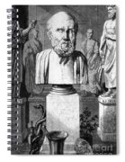 Hippocrates, Greek Physician, Father Spiral Notebook