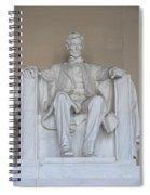 Honest Abe Spiral Notebook
