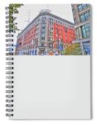 Hotel Lafayette  Spiral Notebook