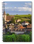 Hunawihr Alsace Spiral Notebook