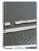 Hurricane Katrina Damage Spiral Notebook