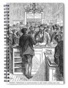 Immigration: Citizenship Spiral Notebook