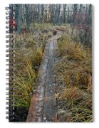 Into The Woods Spiral Notebook