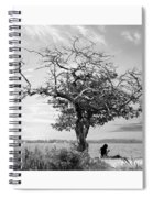 Introspective Spiral Notebook