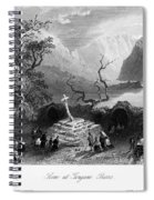 Ireland: Gougane Barra Spiral Notebook