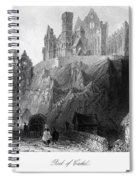 Ireland: Rock Of Cashel Spiral Notebook