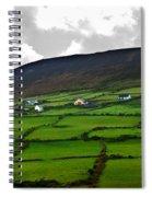 Irish Countryside Spiral Notebook
