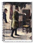 Irish Land League, 1881 Spiral Notebook