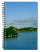 Island Paradise Spiral Notebook
