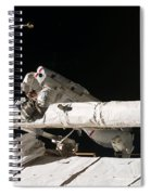 Iss Maintenance Spiral Notebook