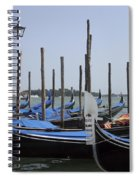 Italy Venice  Spiral Notebook