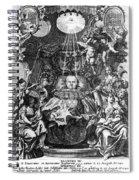 Ivan Vi Antonovich Spiral Notebook