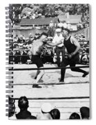 Jack Dempsey (1895-1983) Spiral Notebook