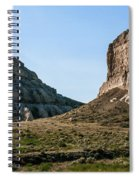 Jailhouse Rock And Courthouse Rock Spiral Notebook