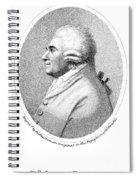 James Beattie (1735-1803) Spiral Notebook