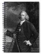 James Brindley (1716-1772) Spiral Notebook