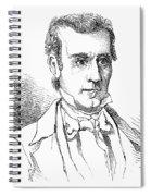 James K. Polk (1795-1849) Spiral Notebook