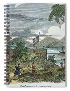 Jamestown Spiral Notebook