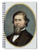 Jay Cooke (1821-1905) Spiral Notebook