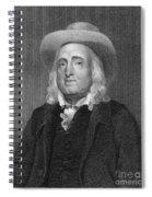 Jeremy Bentham (1748-1832) Spiral Notebook