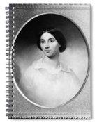 Jessie Ann Fremont Spiral Notebook