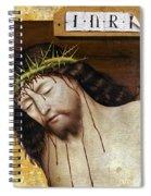 Jesus: Crucifixion Spiral Notebook