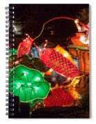 Jiang Tai Gong Fishing Spiral Notebook