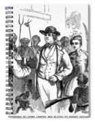 John Browns Raid, 1859 Spiral Notebook