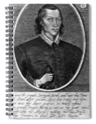 John Donne (1573-1631) Spiral Notebook