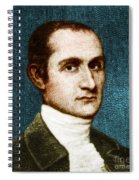 John Jay, American Founding Father Spiral Notebook