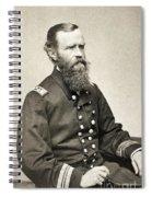 John L. Worden (1818-1897) Spiral Notebook