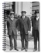 Jos� Vasconcelos (1882-1959) Spiral Notebook