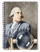 Joseph-michel Montgolfier, French Spiral Notebook