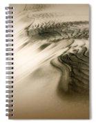 Kelso Dunes Spiral Notebook