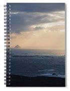 Kenmare Bay, Co Kerry, Ireland Spiral Notebook