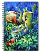 Kettle Cluster Spiral Notebook