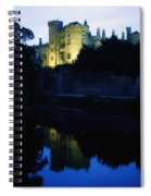 Kilkenny Castle, Co Kilkenny, Ireland Spiral Notebook