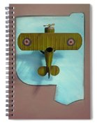 Kite Spiral Notebook