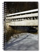 Knox Covered Bridge Spiral Notebook