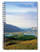 Ladies View, Killarney, Co Kerry Spiral Notebook